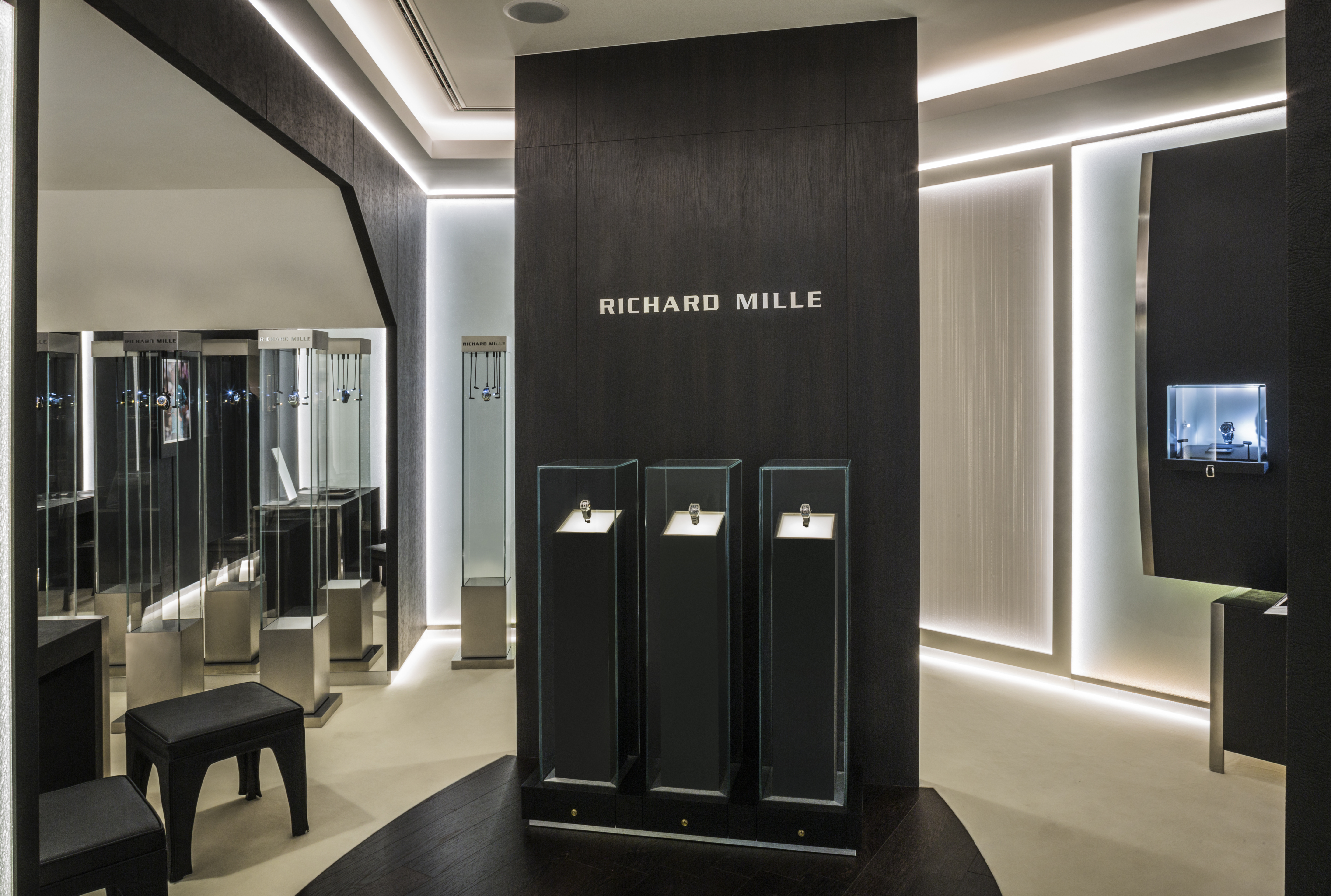Richard Mille Boutique Abu Dhabi Re Opens Live A Life Of Luxury