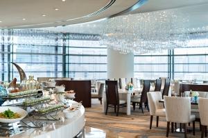 Rosewood Abu Dhabi Aqua - Dining Room 1 (1)