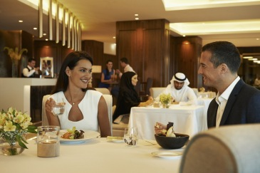 Waldorf Astoria Dubai May 2014 Lifestyle Social European