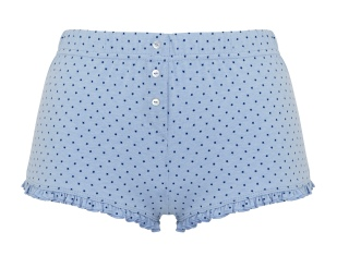 Follow Your Dreams Shorty Set Shorts. Blue Mix. 6-16 145AED