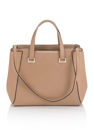 Jimmy Choo at Harvey Nichols - Dubai ALFIE L- SOFT SMOOTH SOFT CALF LEATHER- NUDE