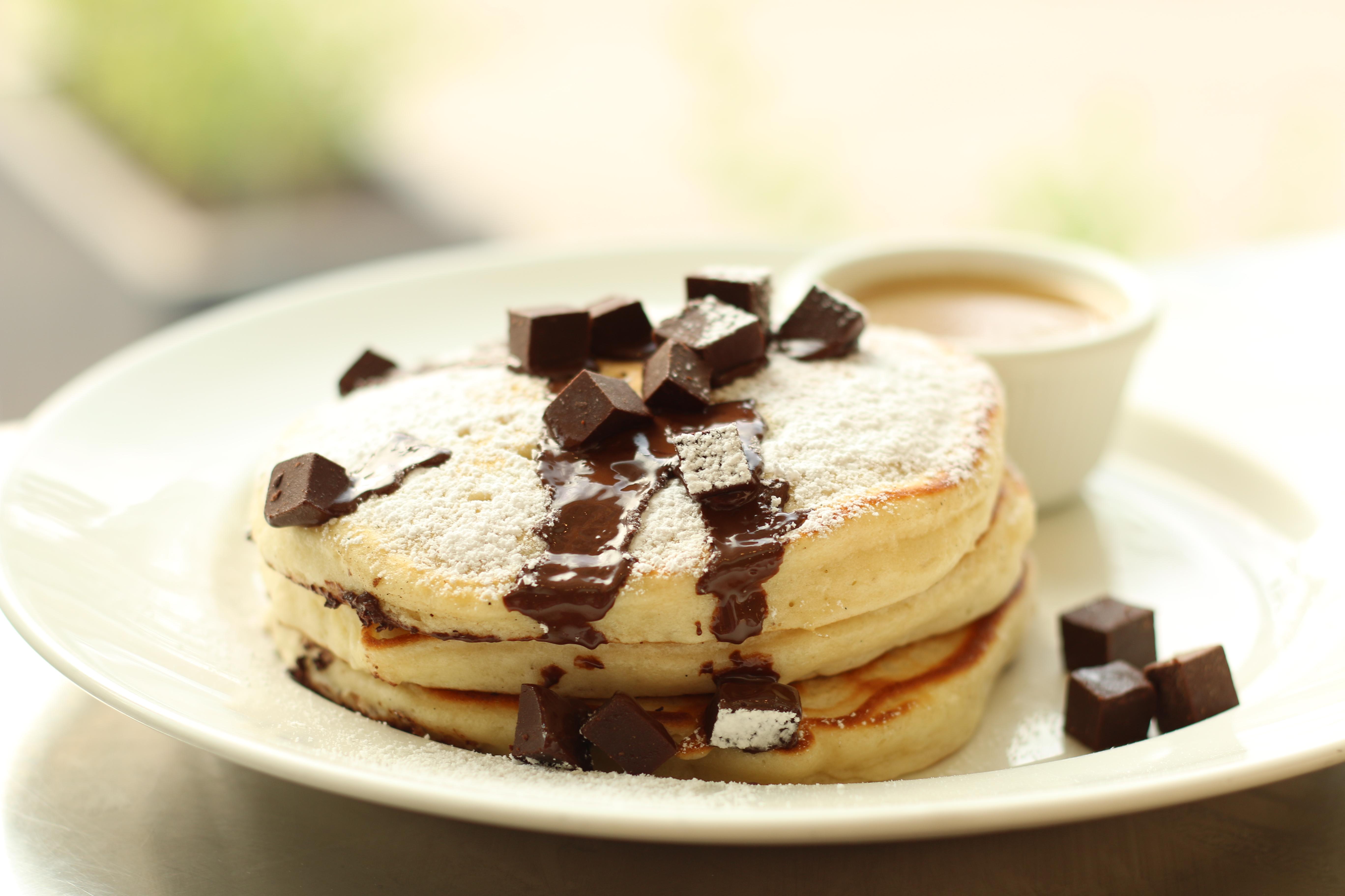 Chocolate Chunk Pancakes2