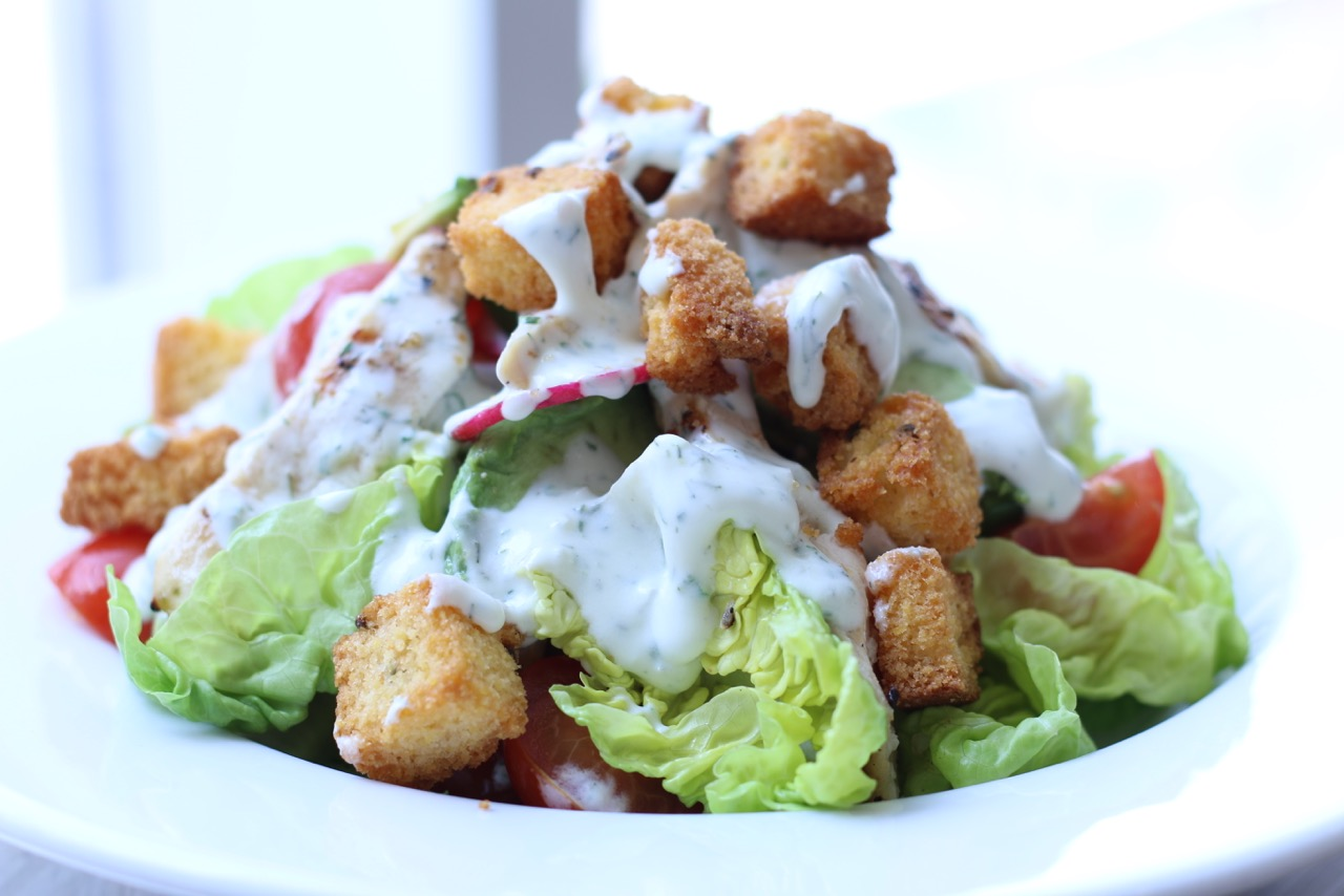 Grilled Chicken Salad2