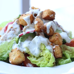 Grilled Chicken Salad 2
