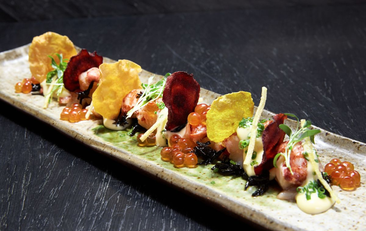 Japanese fine dining at ramusake live a life of luxury for Fine dining food