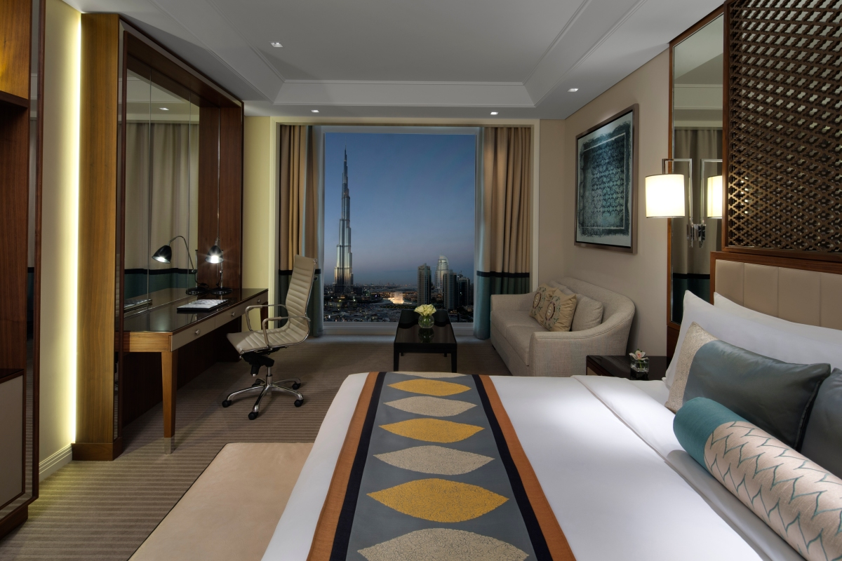 Taj dubai means more than just business live a life of for Best design hotel dubai