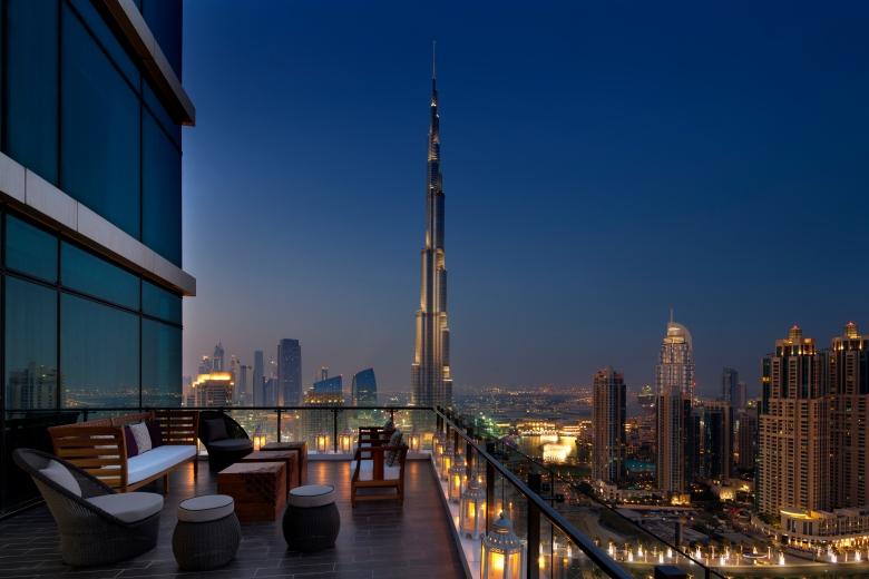 Maharaja Terrace