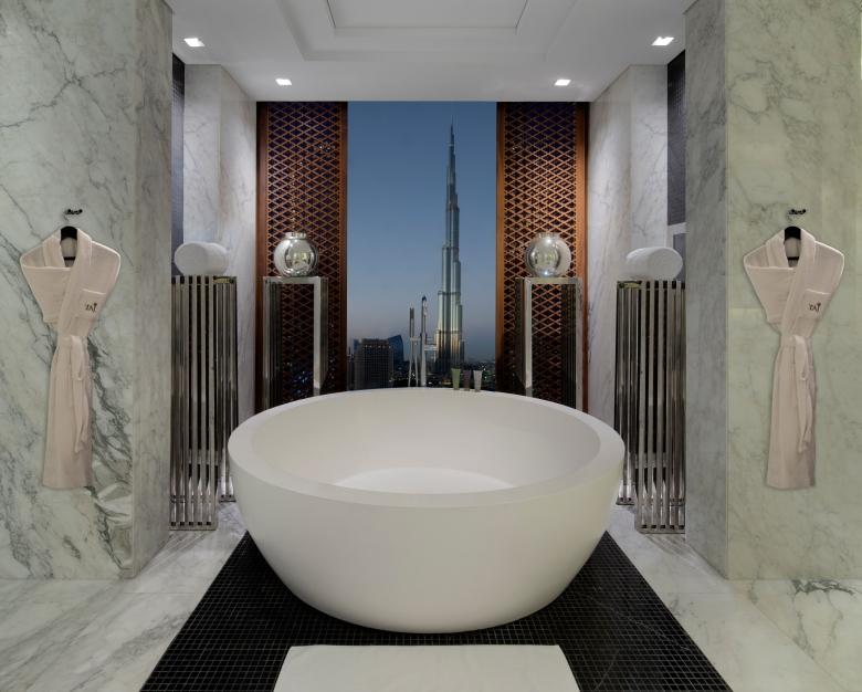 Presidenital Suite Bath