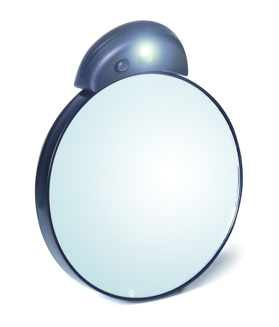 6765 Tweezermate Lighted 10x Mirror