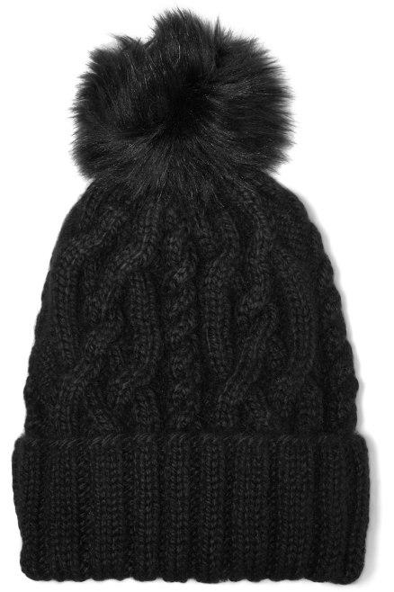 Max Mara Knitted Wool Beanie