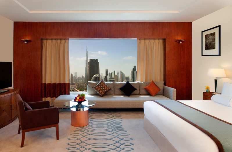 Jumeirah Emirates Tower - Deluxe King Room