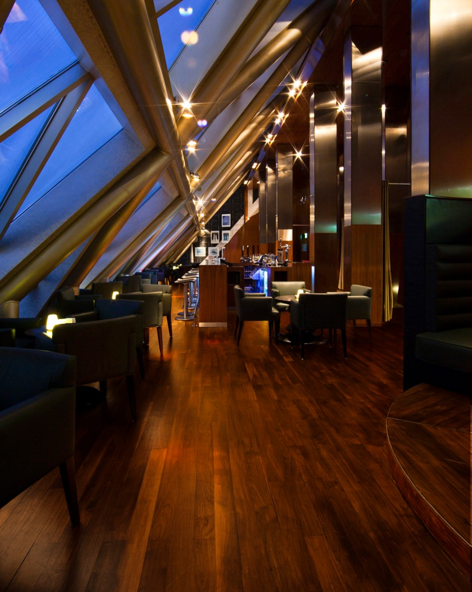 Jumeirah Emirates Towers - Alta Badia Bar