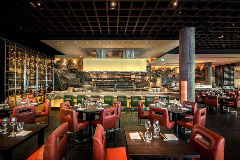 Zuma Abu Dhabi Restaurant HD