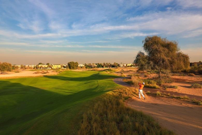 Arabian Ranches Golf Club Successfully Renovates Its Greens