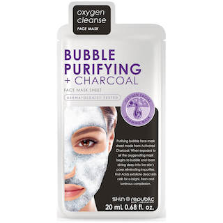 Skin Republic Bubble Purifying Mask_AED 30