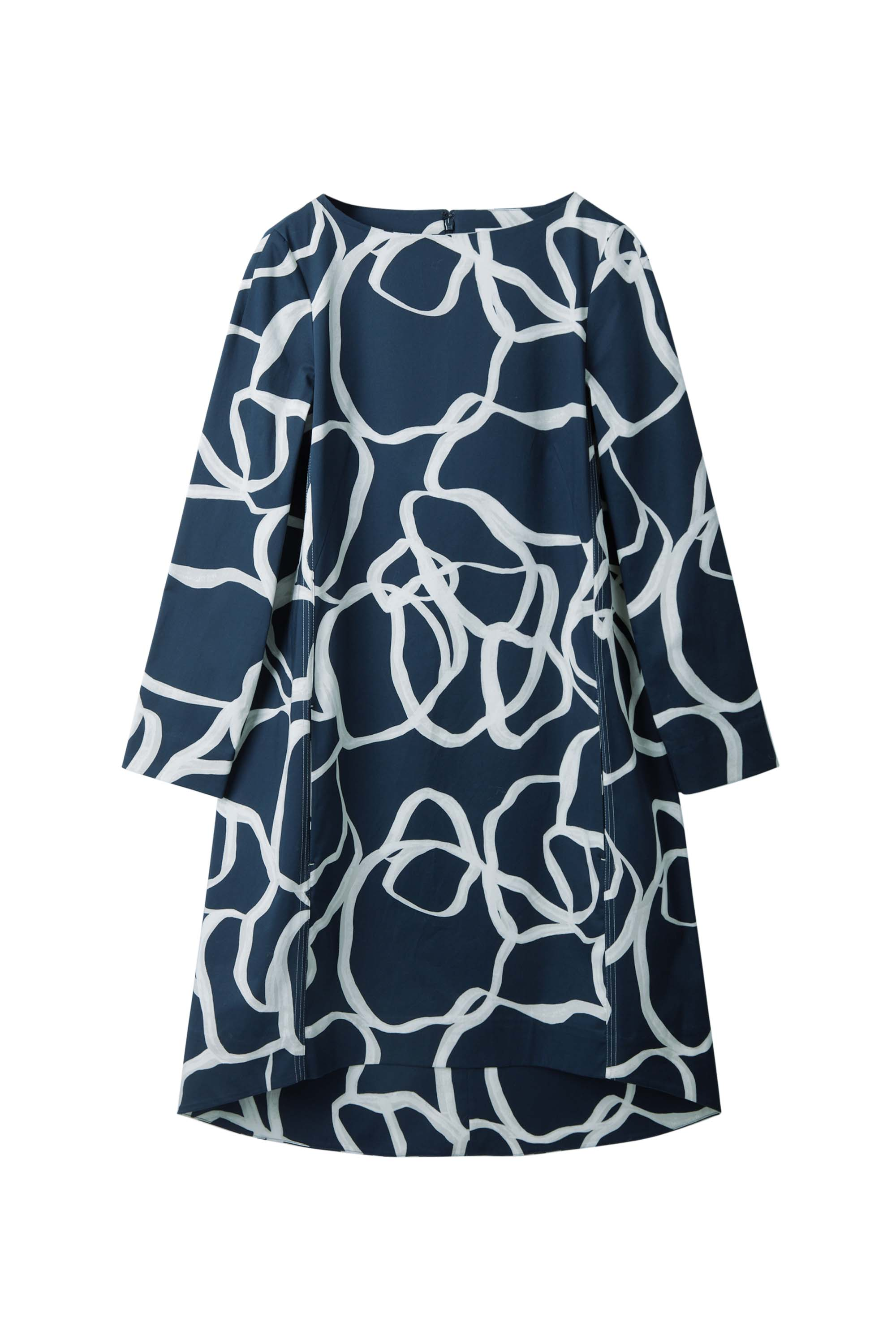 COS_Printed dress_AED 445