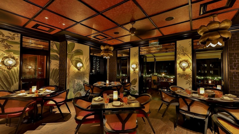 Pai Thai has undergone a major renovation of its exterior and interior